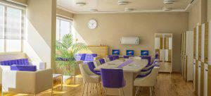 Interior Design Teacher's Room – Staff Rooms