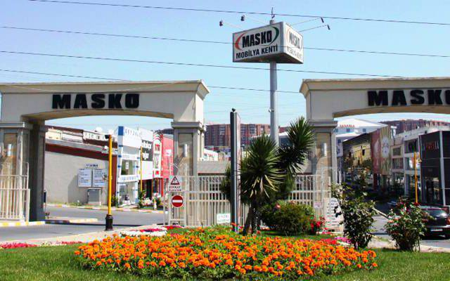 masko ماسكو مفروشات تركية