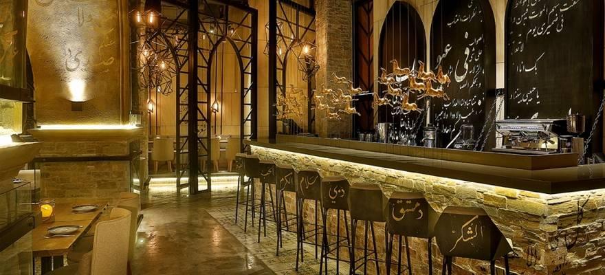 المطاعم ديكور مطاعم