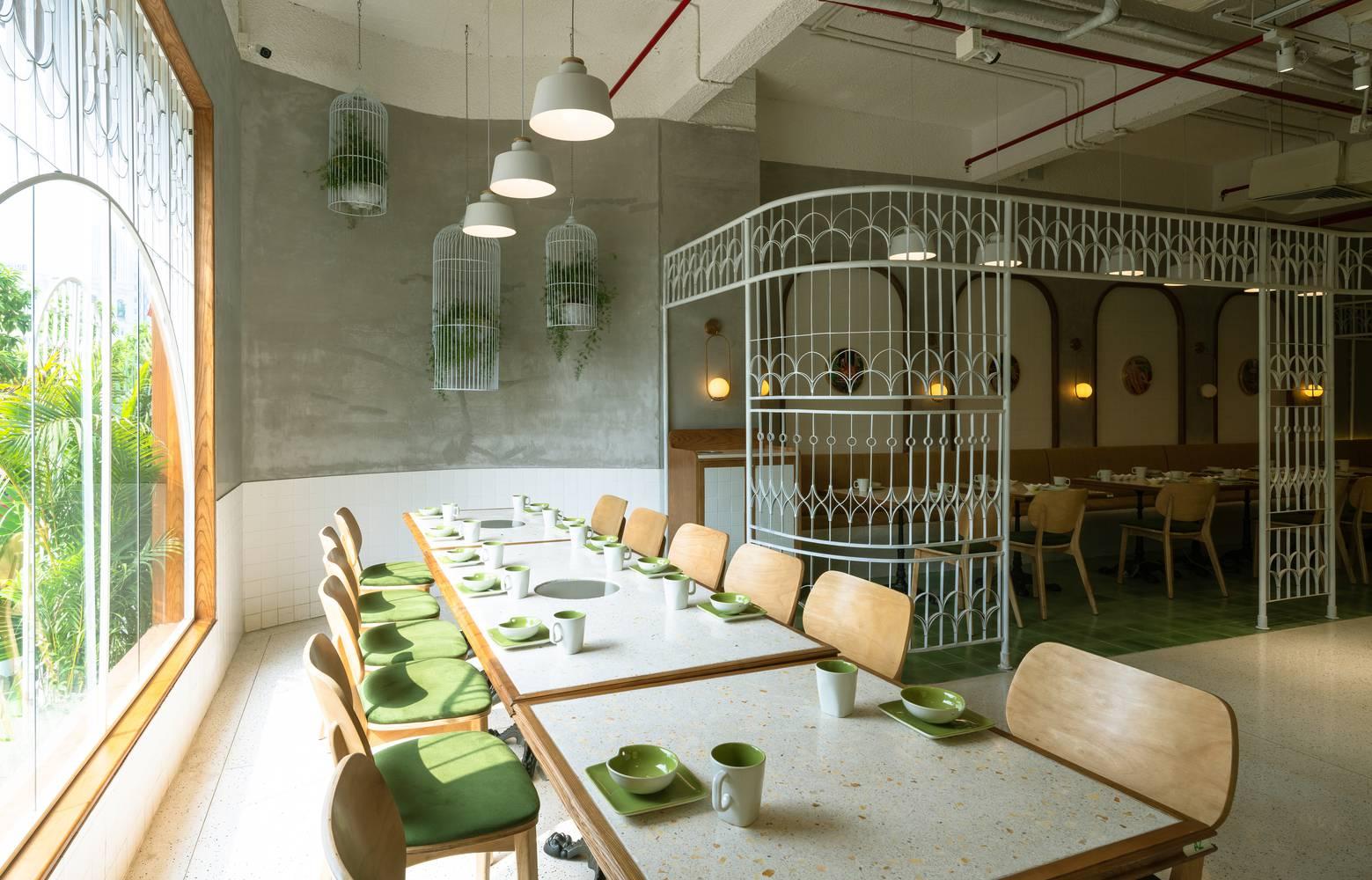 تصميم داخلي للمطاعم والمقاهي في تركيا | اسطنبول