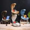تمثال الافعى الهندية متعدد الاستخدامات اكسسوارات منزلية