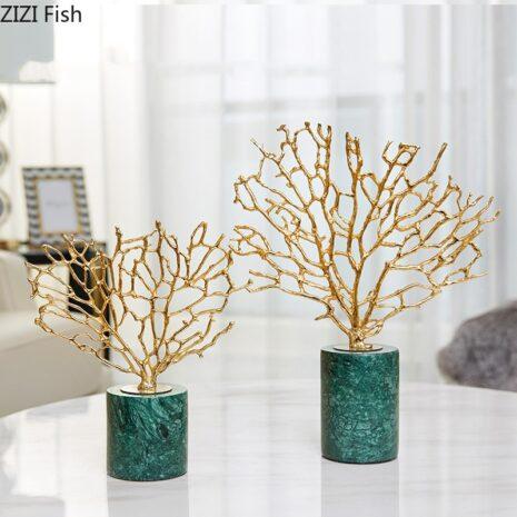 شجرة الرخام الابداعية ديكور و اكسسوارات