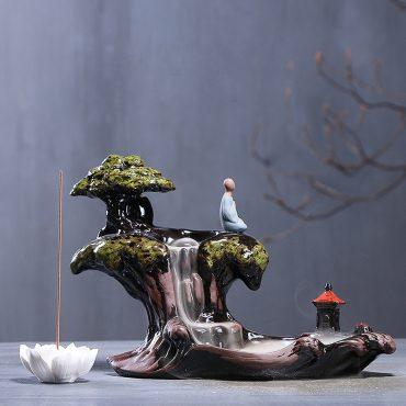 شجرة البخور السيراميكية ديكور و اكسسوارات