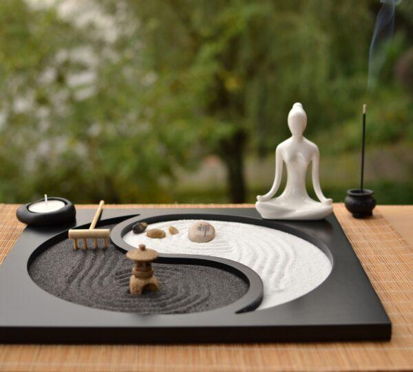 تمثال الطقوس اليابانية ديكور و اكسسوارات