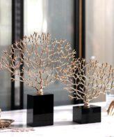 المرجان الذهبي الفاخر ديكور و اكسسوارات