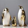 ديكور البطريق السيراميكي ديكور و اكسسوارات