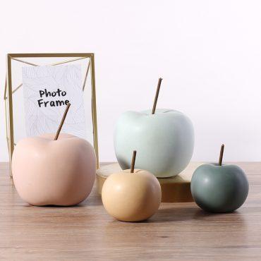 التفاحات السيراميكية ديكور و اكسسوارات