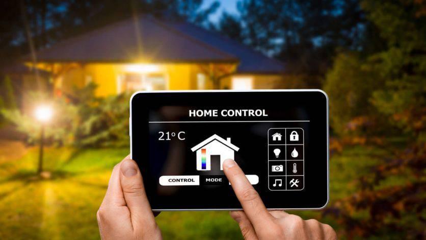 انظمة البيوت الذكية