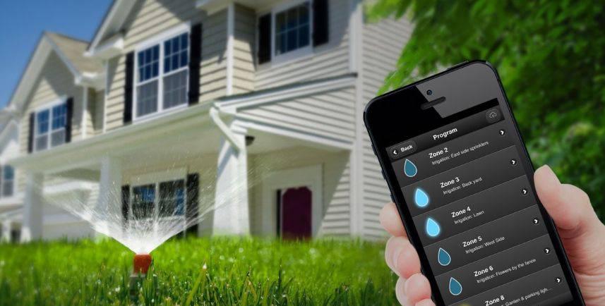 بحث عن المنازل الذكية