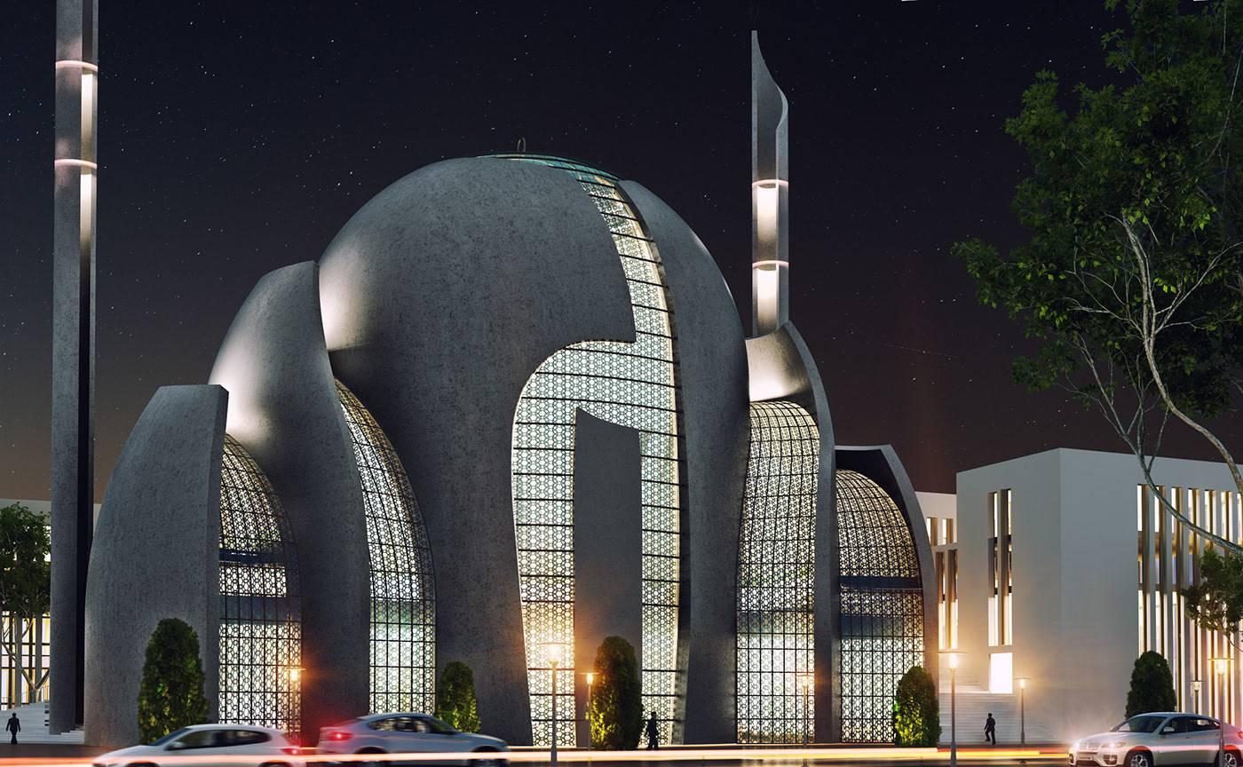 تصاميم المساجد