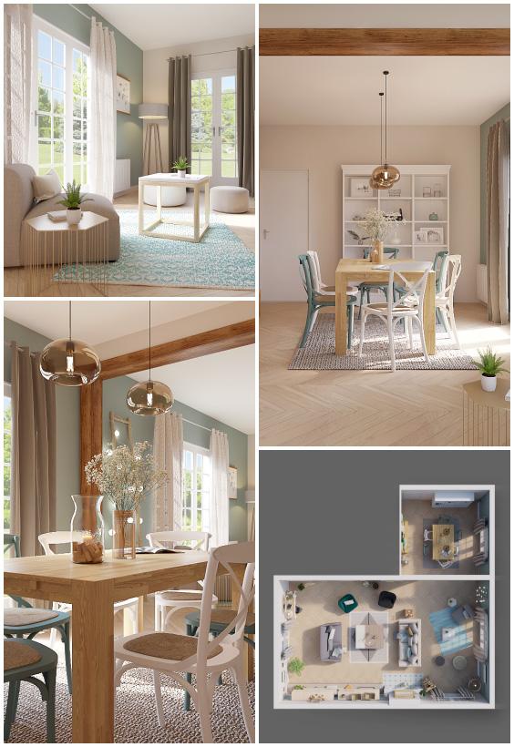 تصاميم-غرف-معيشة