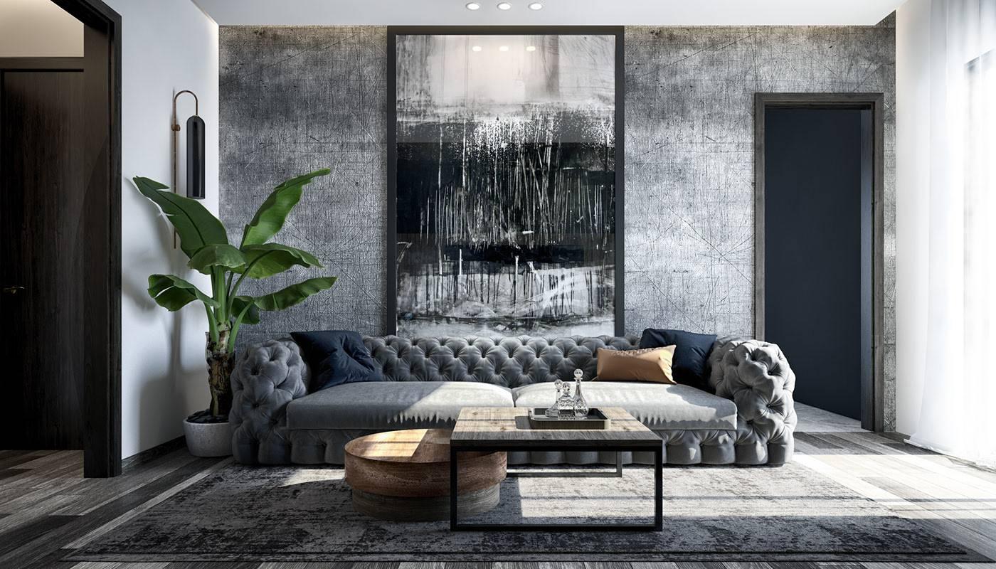 تصاميم غرف معيشة