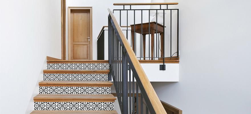 تأثيث وتزيين الادراج ديكورات السلالم !
