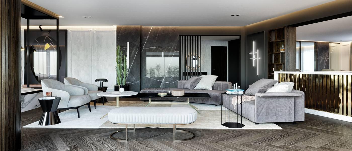 تصميم ديكور غرفة جلوس