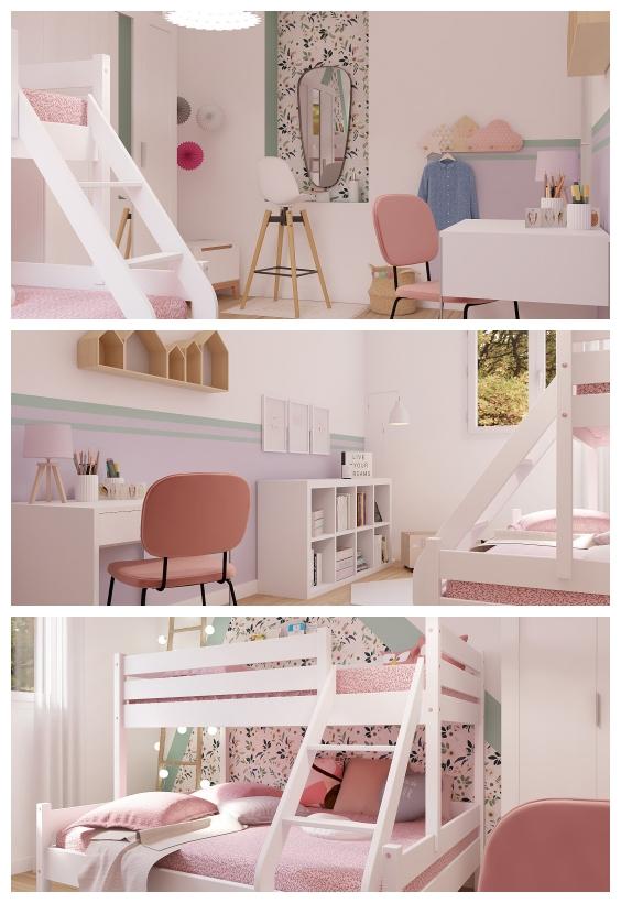 تصميم غرفة نوم اطفال