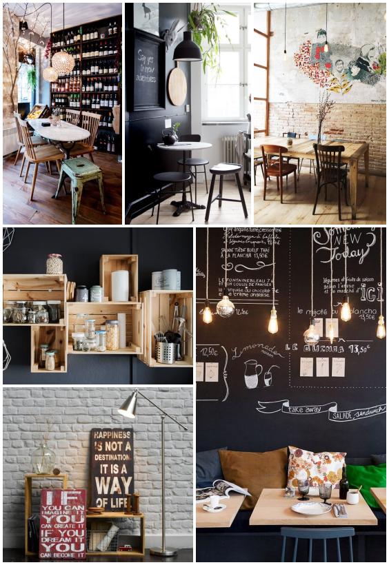 تصميم مقهى منزلي