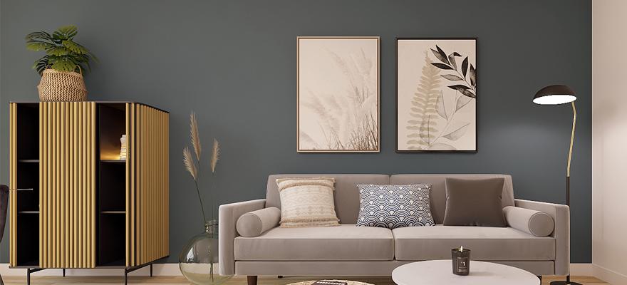 الدهان الطلاء الداخلي و افضل انواع طلاء الجدران للديكورات الداخلية