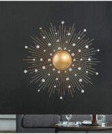 ديكور الشمس الجدارية اكسسوارات جدارية