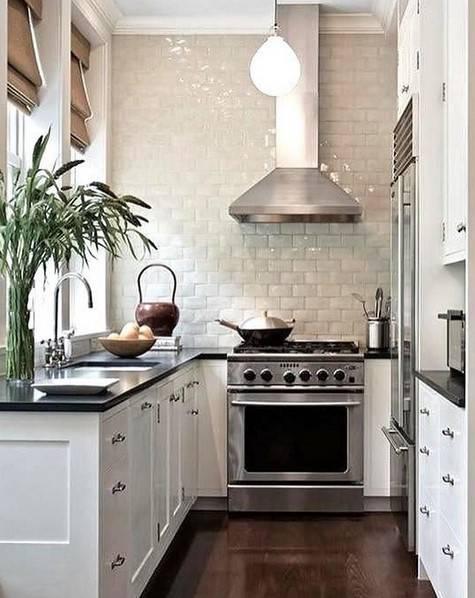 أفكار مميزة و نصائح لتصميم المطابخ الصغيرة تساعدك على تنسيق مطبخك