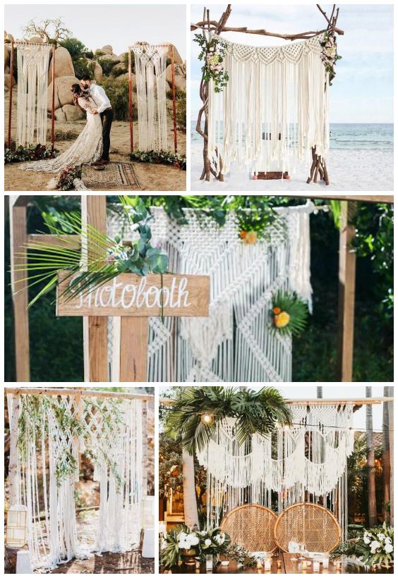 ديكور حفلات زفاف