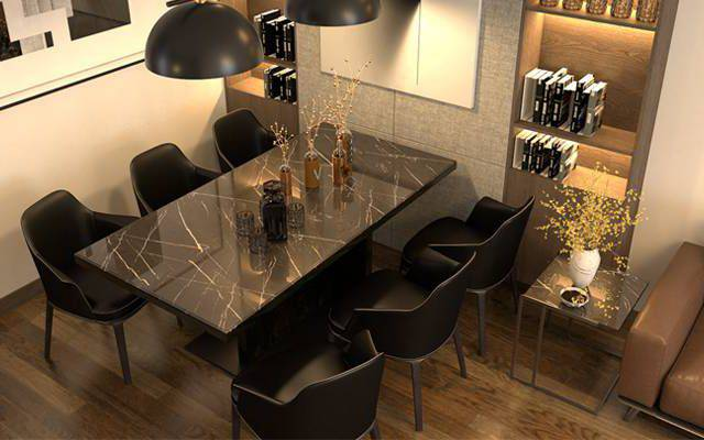 ديكور غرفة طعام