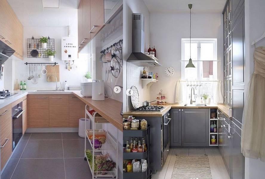 مطبخ قبل و بعد