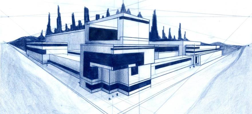 تصميم المباني السكنية