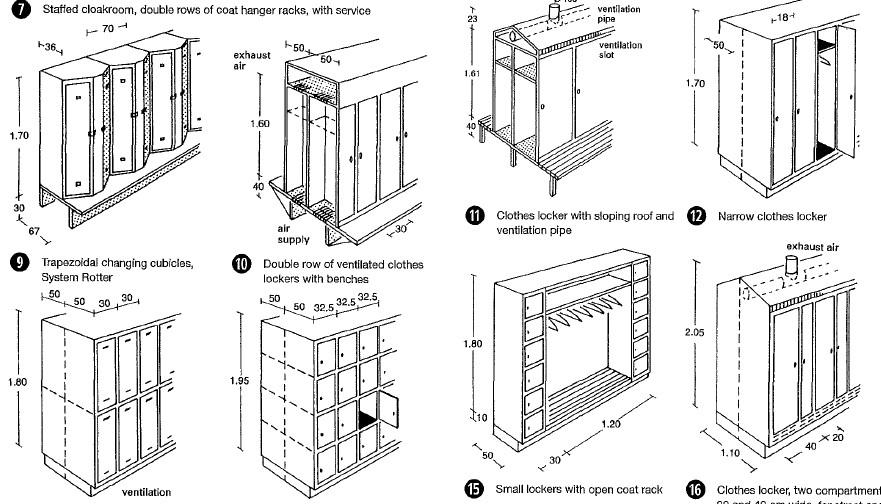 تصميم غرف التخزين