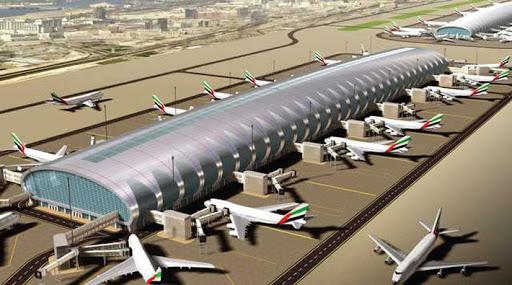 تصميم مطار عالمي