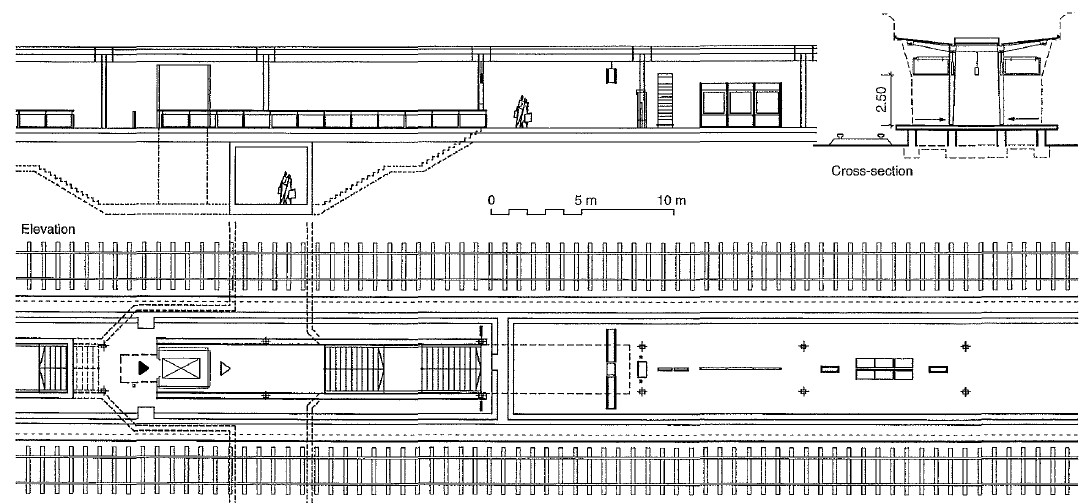 مشروع محطة قطار