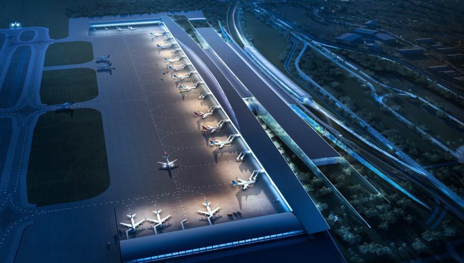 مطار ليلي