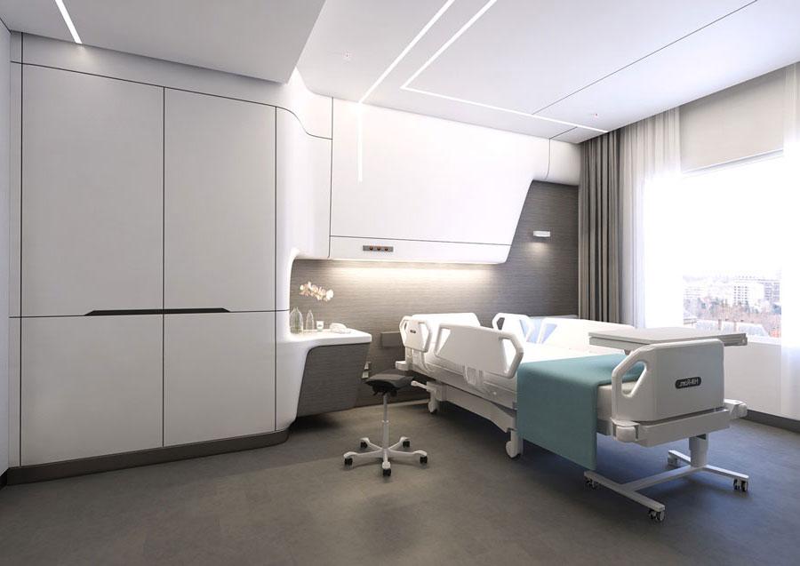 اسس تصميم المستشفيات