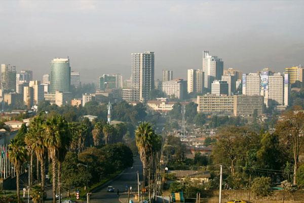 دولة اثيوبيا