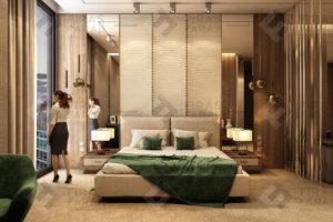 12 فكرة للتصميم الأمثل لغرف النوم – غرف النوم الصغيرة