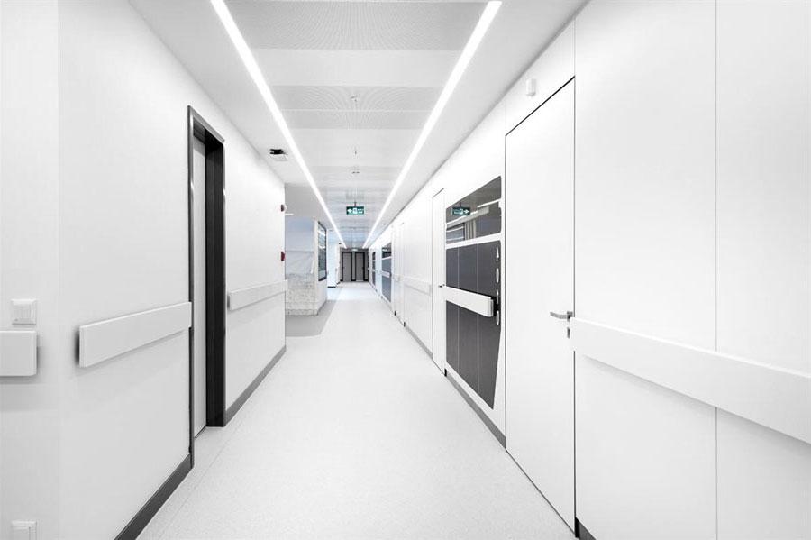 ديكور مستشفى
