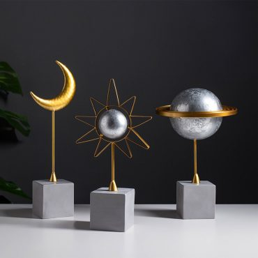 تمثال كواكب المجموعة الشمسية اكسسوارات منزلية