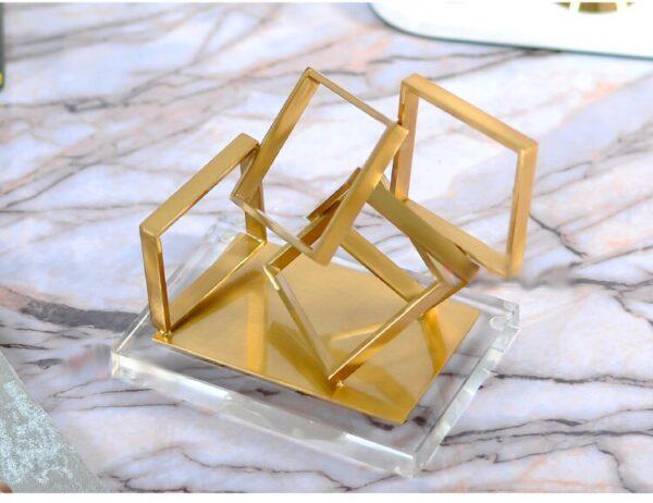 ديكور مربع الهندسي اكسسوار اكسسوارات منزلية