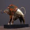 تمثال مصارعة الثيران اكسسوارات زينة اكسسوارات منزلية