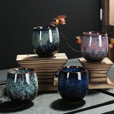 كأس الشاي السيراميكي للديكور و الزينة اكسسوارات منزلية