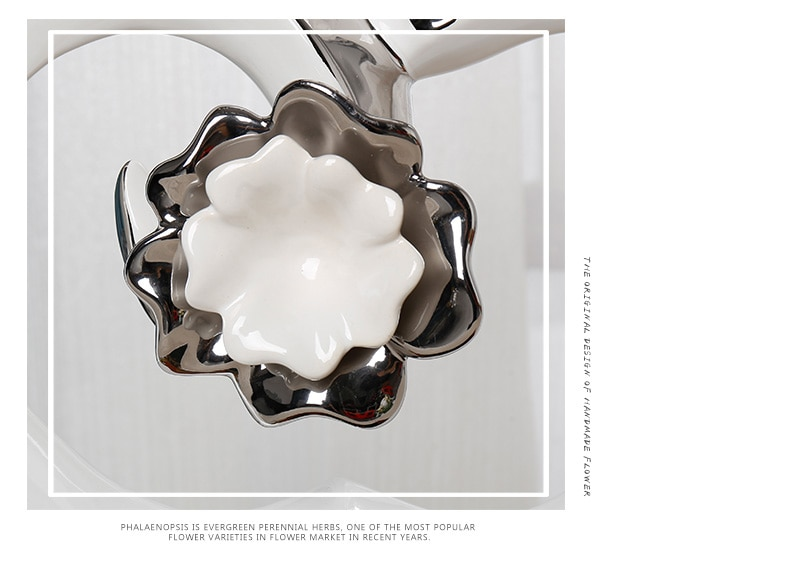 Modern Minimalist Ceramic Apple Lucky Ornaments Crafts Home Furnishing Decoration Livingroom Office Room Desktop Figurines Decor