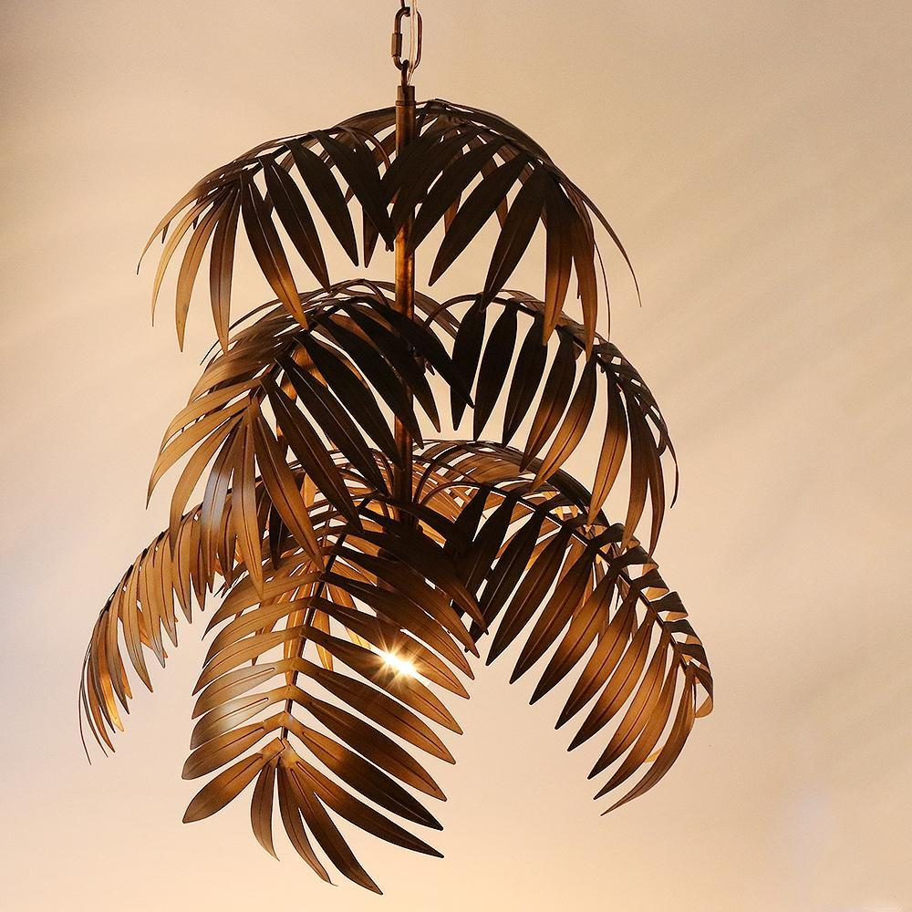 Loft modern coconut tree pendant light LED E27 industrial creative hanging lamp for living room restaurant bedroom lobby hotel