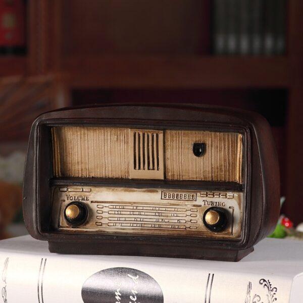 ديكور اكسسوارات الراديو القديم اكسسوارات منزلية