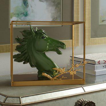 اكسسوار تمثال حراج خيل اكسسوارات منزلية