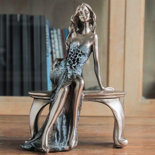 تمثال اكسسوارات المنزل يوم المرأة العالمي اكسسوارات منزلية
