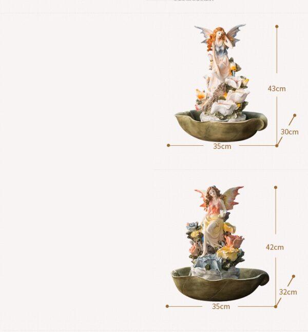 تمثال اكسسوار منزل حورية فرغلي اكسسوارات منزلية