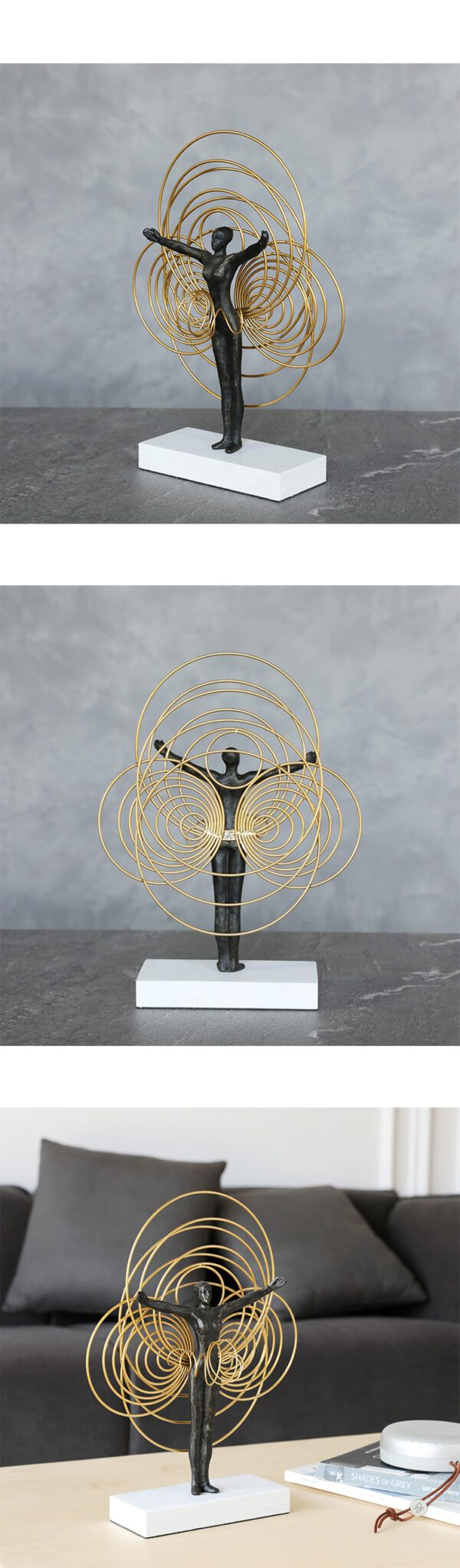 تمثال اكسسوار انسان سيركلز اكسسوارات منزلية