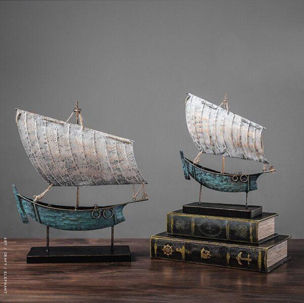 اكسسوار تمثال مرادف قارب اكسسوارات منزلية