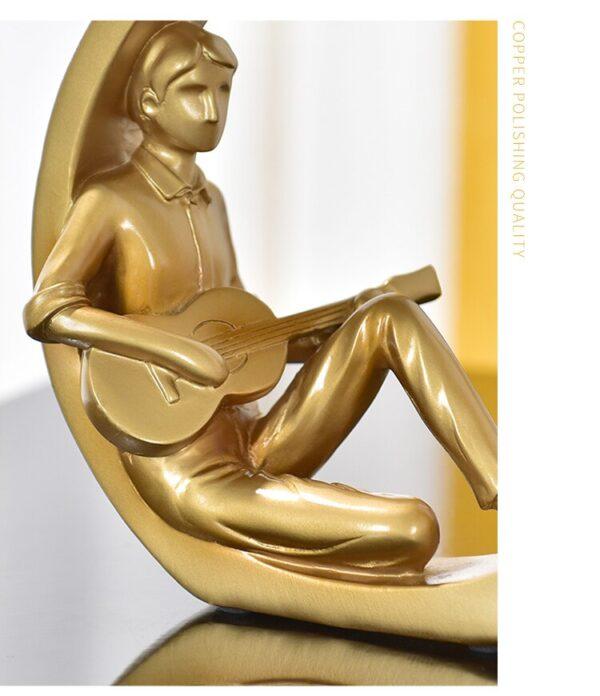 اكسسوار تمثال المرأة العقرب اكسسوارات منزلية