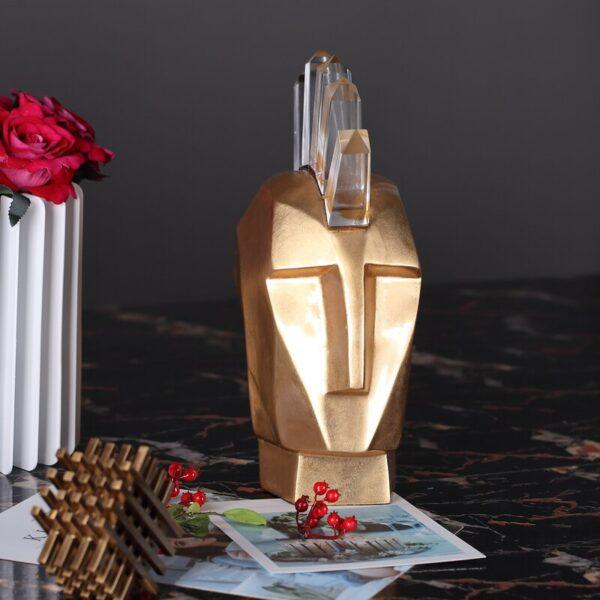 تمثال اكسسوار حضارة المايا اكسسوارات منزلية