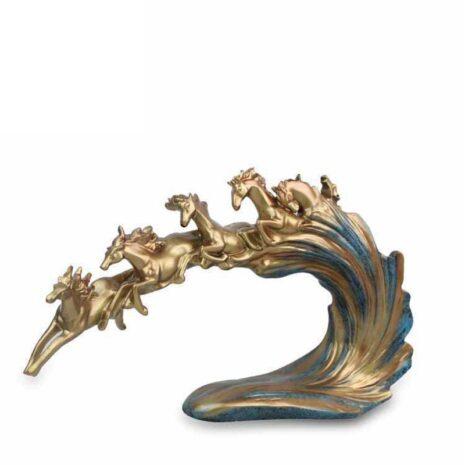 تمثال الحصان الطائر البراق اكسسوار مكتب و منزل اكسسوارات منزلية